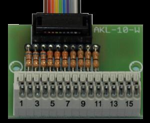 BEIER tilslutnings kabel AKL-10-W