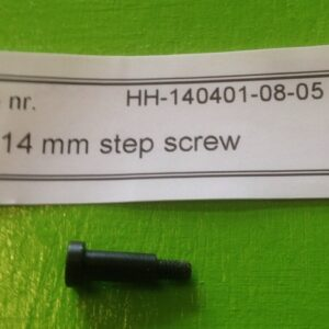 Stepscrew 3 x 14 mm