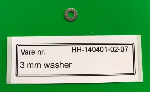 3 mm washer
